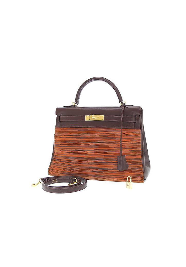 40faf7b03508 Сумка Hermès Kelly Vibrato 32 - магазин