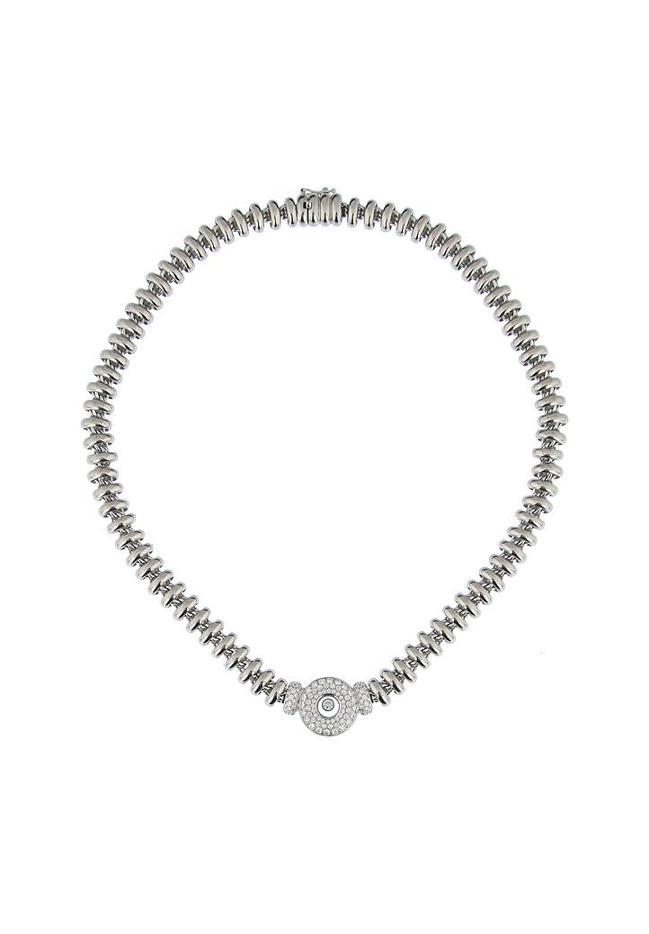 e3a7fbbc900e18 Колье Chopard Happy Diamonds - магазин