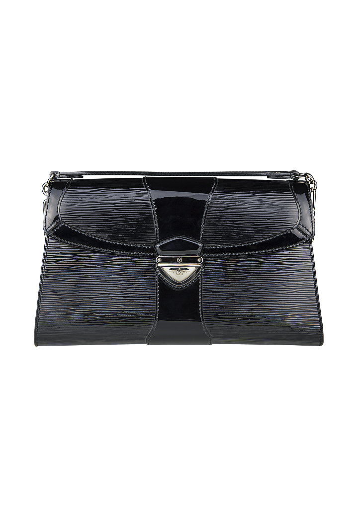 6886b437119a Лаковый клатч Louis Vuitton - магазин