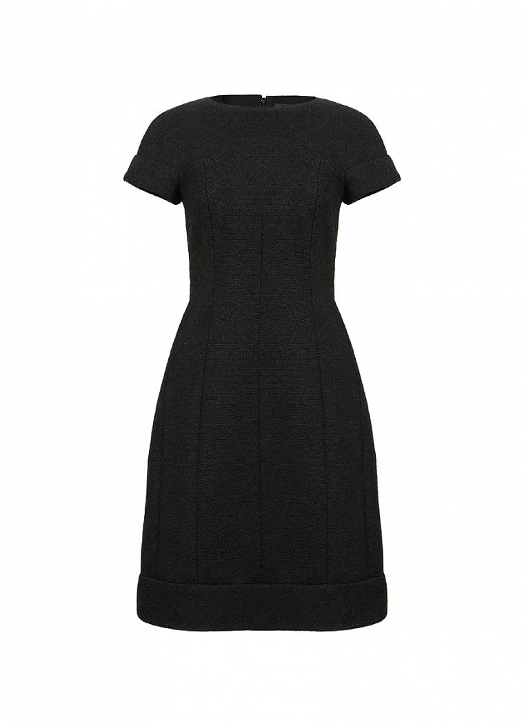 Шанель Купить Черное Платье